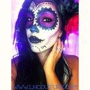 Dia De Los Muertos / Sugar Skull Makeup