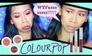WTFuss?!? Colourpop Cosmetics | Honest review | Crueltyfree | AirahMorenaTV
