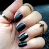 Matte Black / Gold