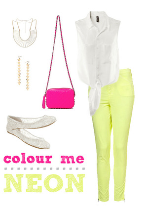 for more information, including prices and the place to get this outfit visit: http://lbdgirls.blogspot.ca/2012/05/colour-me-neon-ootd.html
