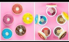 Revolution Donut Eyeshadow + nuevos productos 😍