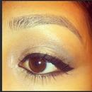 Soft Metallic Eye