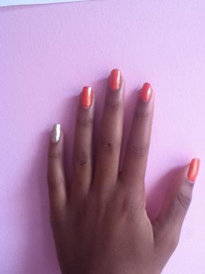 My beautiful summer nails