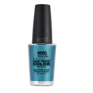 NYC New York Color In A New York Color Minute Quick Dry Nail Polish
