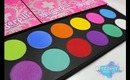 DIY Sugarpill Pro Palette