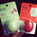 EOS Lip Balms<3