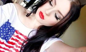 Tutorial ♡ Easy & Basic Pin-Up Look