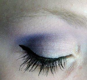 Glimmering Purples