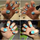 Facebook nail design