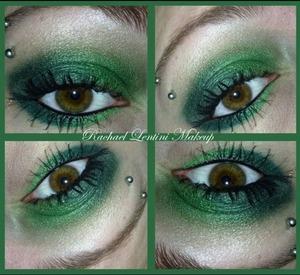 Green with sugarpill