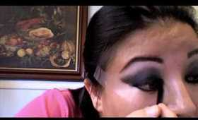 Maquillaje arabe moderno - Haifa Wehbe
