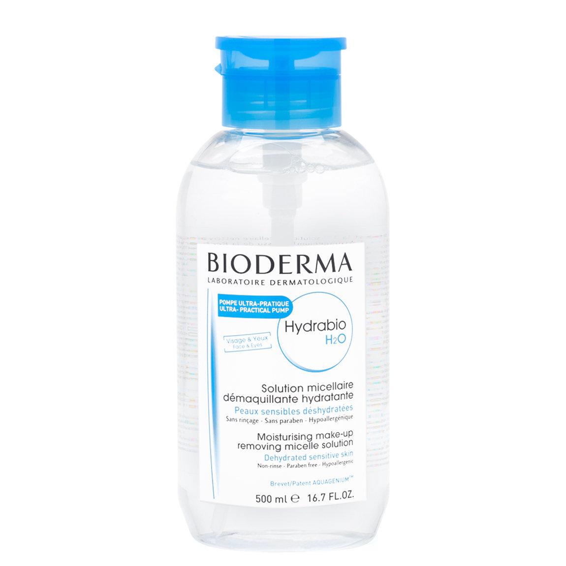 Bioderma Hydrabio H2O Pump 500 ml alternative view 1 - product swatch.