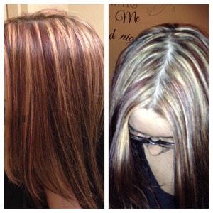 Marvelous As You Can Tell I Had Some Brassiness In My Hair This Is After ONE Wash  With Shimmer Lights Shampoo! Look How Much More My Blonde Pops. Design Ideas