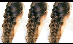 ★HERE'S the Misplaced Hair Tutorial I Didn't Want You to See | HAIRSTYLES & BRAIDS | 10