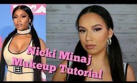 Nicki Minaj VMAs Makeup | ChristineMUA