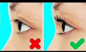The ONE TRICK To Grow Your Eyelashes Without Faking It!