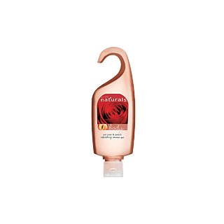 Avon Naturals Red Rose & Peach Refreshing Shower Gel