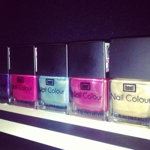 Hoof Nail Colour