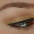 Neutral/Gold Eye