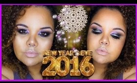 The Ultimate NYE 2016 - Party Makeup
