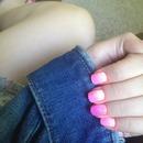 Ombré nails!