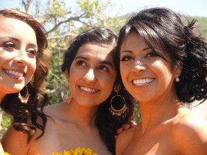 bridesmaids makeup by me