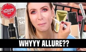 """Beauty """"WINNERS"""" Allure?? Are we SURE?? 