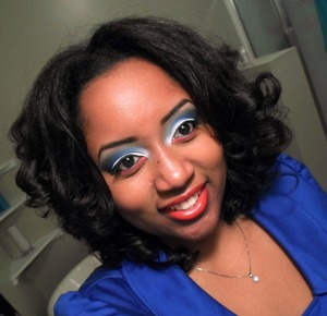 http://shamiamglam.com/2012/11/06/fotd-election-fever/
