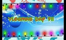 Vlogmas Day 9! Bday Festivities!
