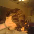 Finger Waves Before!