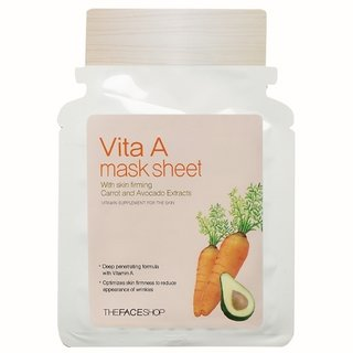 The Face Shop Vita-A Mask Sheet