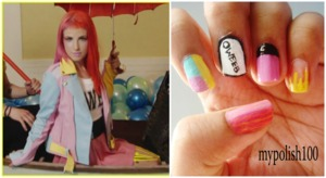 http://mypolish100.blogspot.in/2013/06/paramore-still-into-you-inspired-nails.html https://www.youtube.com/watch?v=1f1O7NABgqc