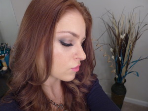 Valentines Day Makeup Tutorial... http://gladazzle.com/tutorials/makeup-tutorials/valentines-day-makeup-tutorial/