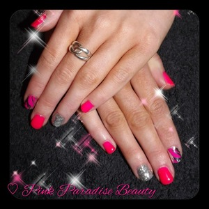 Gelish in Shake it Till You Samba