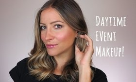 Easy Daytime Event Makeup!