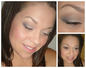 This is a way to mix up your standard neutral eye. For people such as myself who have hooded lids.It introduces a bit of color without being over the top.