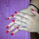 Red Gelish