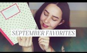 """September Favorites │ """"Zero"""" waste + Bullet Journal + Games"""