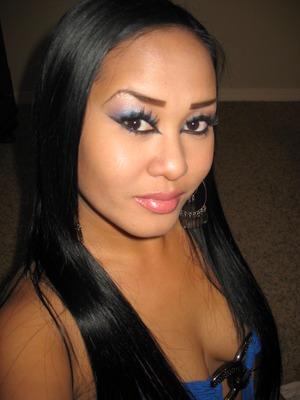 "1rst attempt of ""arabian eyes"" on my asian eyes."