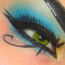 Eye of Ra inspired
