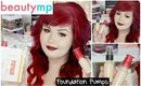 BeautyMP Foundation Pump Overview
