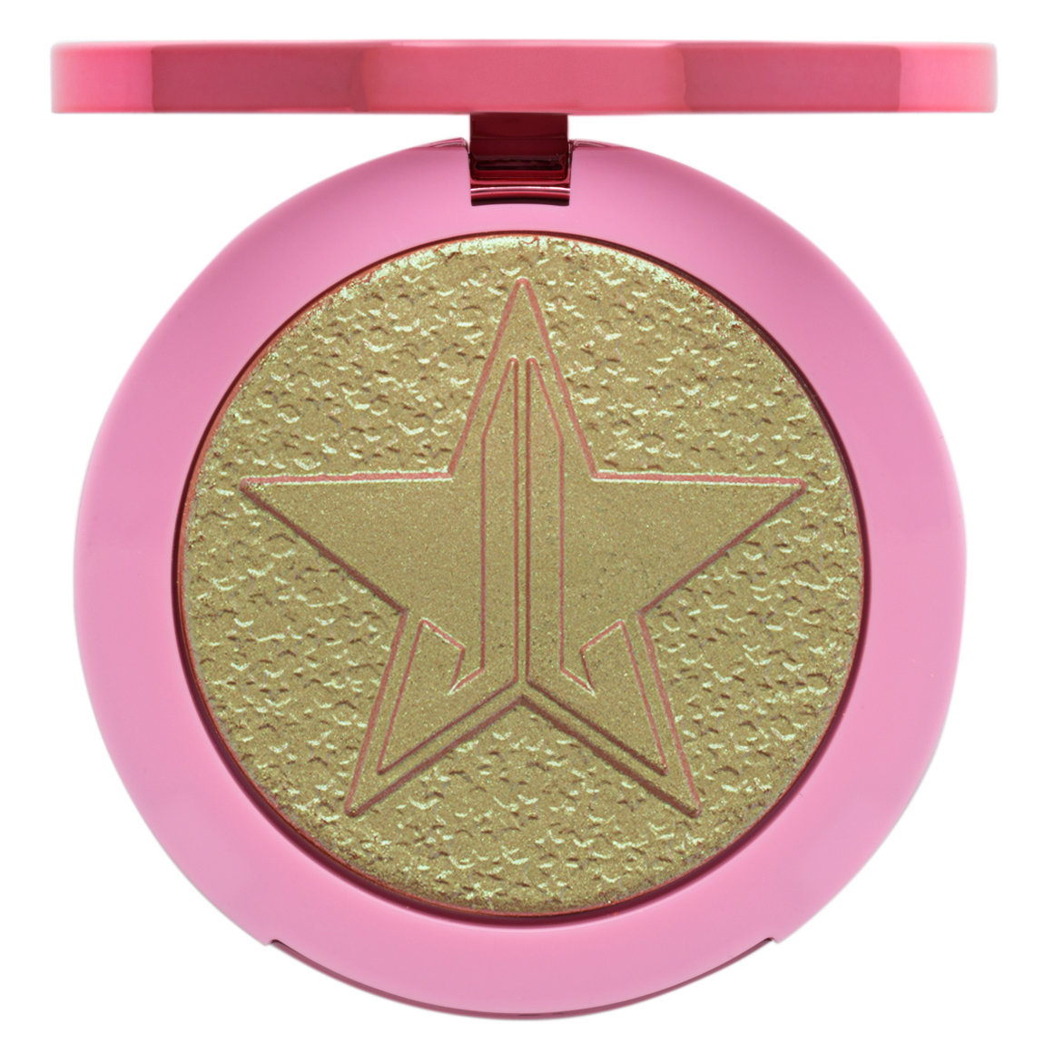 Jeffree Star Cosmetics Supreme Frost Money Honey product smear.