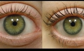 """Too Faced """"Better Than False Lashes"""" Mascara Review"""