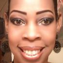 Black and brown Smoky eye