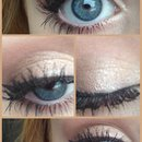 My basic every day eye(: