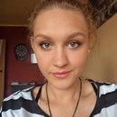 Light natural make-up