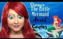 The Little Mermaid Cosplay Makeup Tutorial -Anime Eyes- (NoBlandMakeup