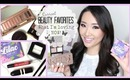 ♡ Current Beauty Favorites + Swatches ♡ hollyannaeree