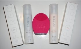 FOREO Day + Night Cleanser Review