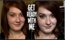 Get Ready With Me: Full Face of Makeup!